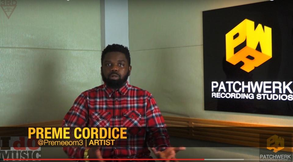 Tight 32 Interview: Preme Cordice