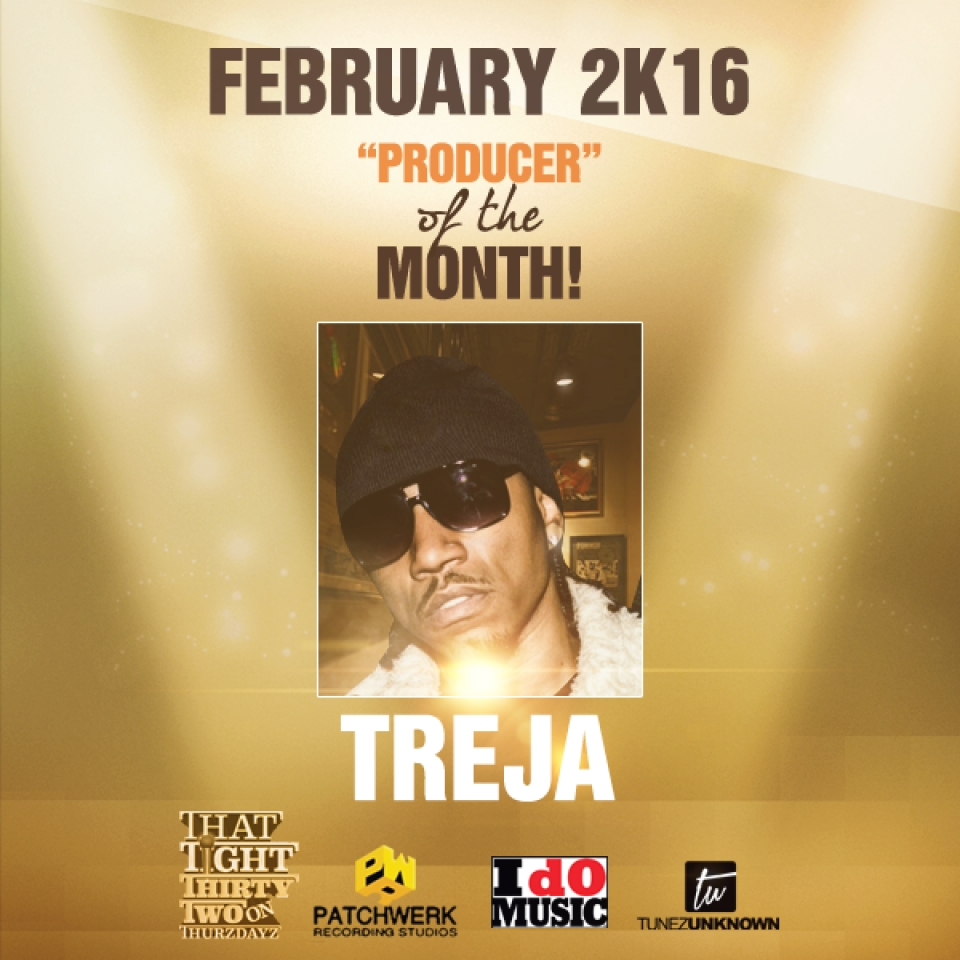 February's Producer Of The Month: Young Treja