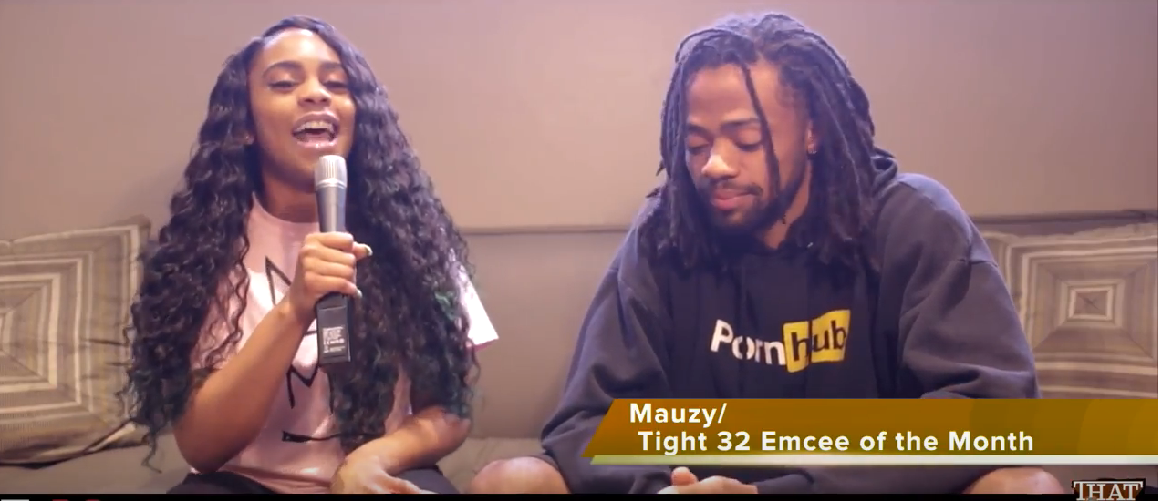 May Tight 32 Emcee of The Month: Mauzy