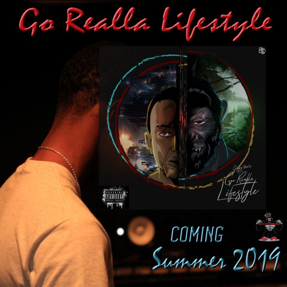 2019's the number another summer get your hands on some thunder 'Go Realla Lifestyle' from the boy wonder! @poppykhann first EP will be available this summer. Make sure you get your hands on a CD or add it to your playlist www.heavygame.biz
