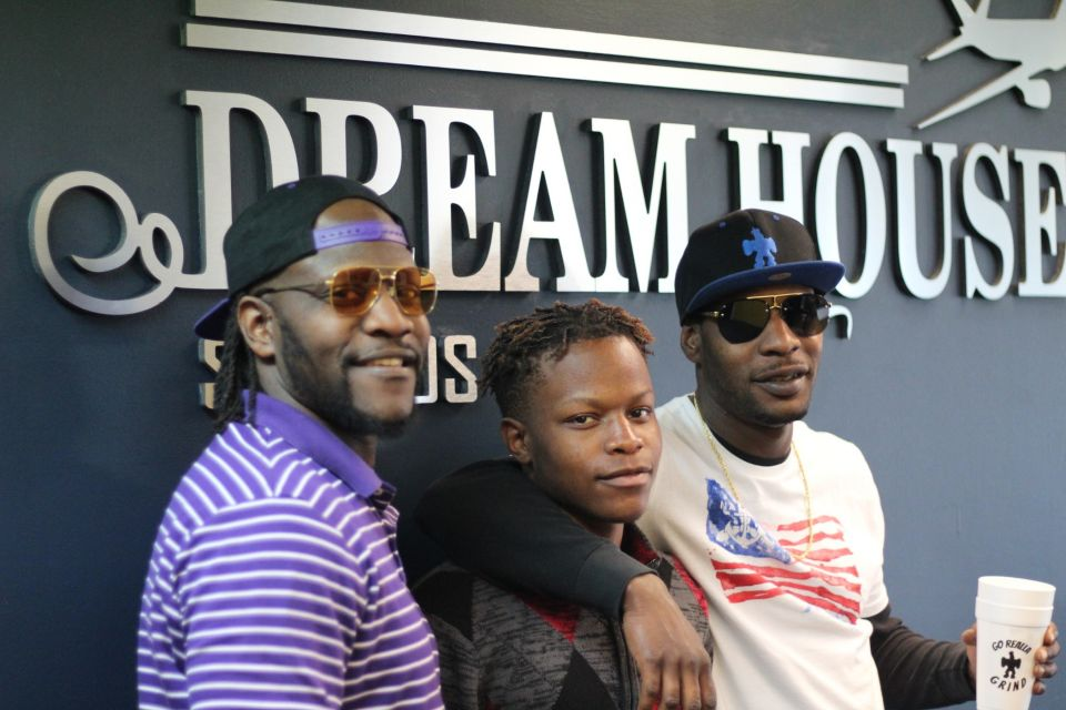 DH5 Tonight! 8 p.m. Saturday, March 14, at Dream House Studio, 6043 N Henry Blvd Stockbridge, GA 30281 - As TownsBoiHot celebrate his Born Day this year, it's a fitting time to set fire to the stage tonight...