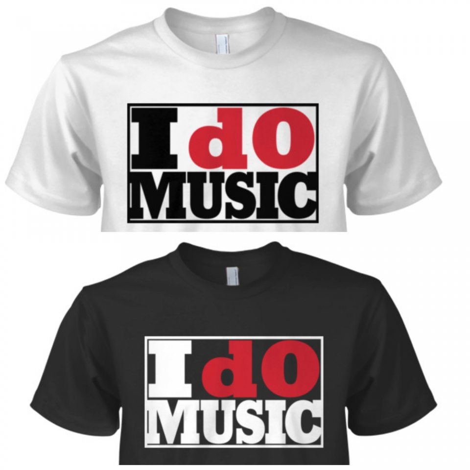 The Return Of The IdOMUSIC® Tees
